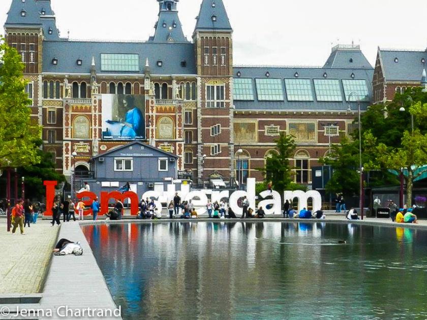 Amsterdam - Rijksmuseum-
