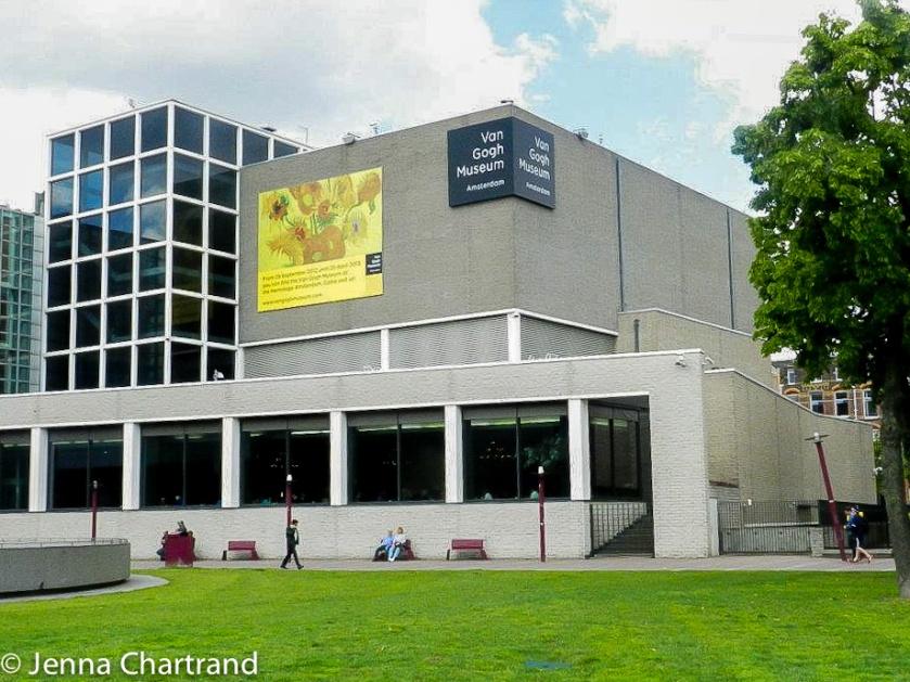 Amsterdam - Van Gogh Museum-