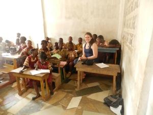 3rd Grade Classroom  - Royal Seed Home, Ghana