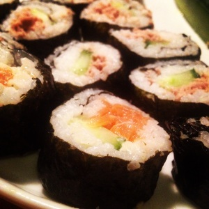 Homemade Sushi - Best dinner ever