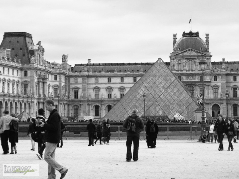 I actually loved Le Louvre - as many people do. Though the Mona Lisa is a little anticlimactic.