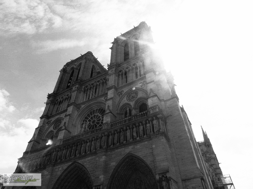 Notre Dam - Free, until you want to climb up to the top.