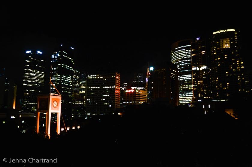 Sydney at Night 2014 Edit-0197
